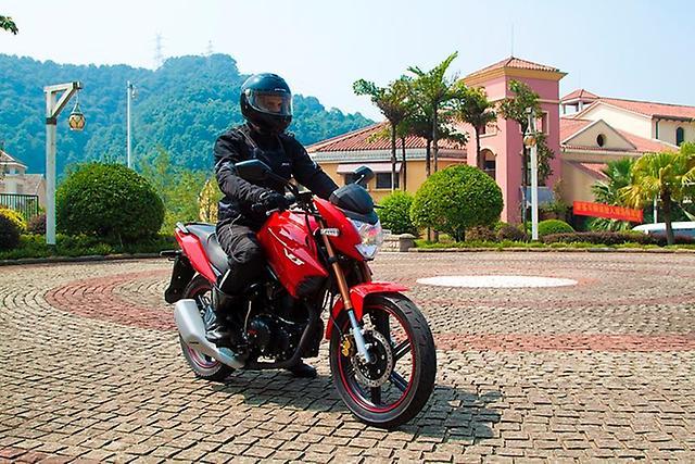 Мотоцикл Ирбис