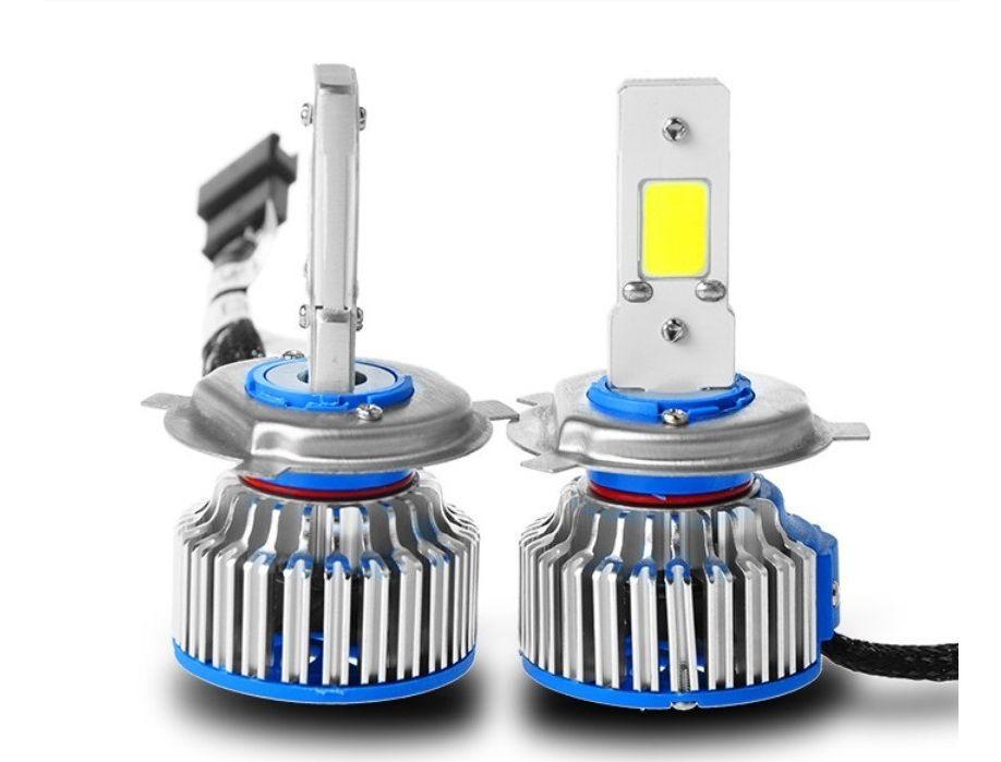 Светодиодные лампы H4 ближний и дальний свет