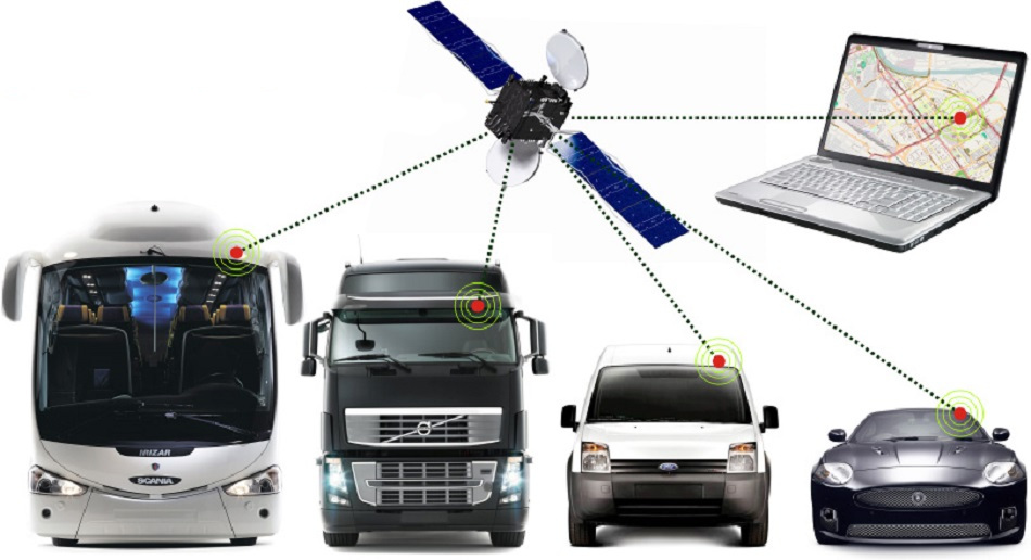 Мониторинг авто с помощью GPS