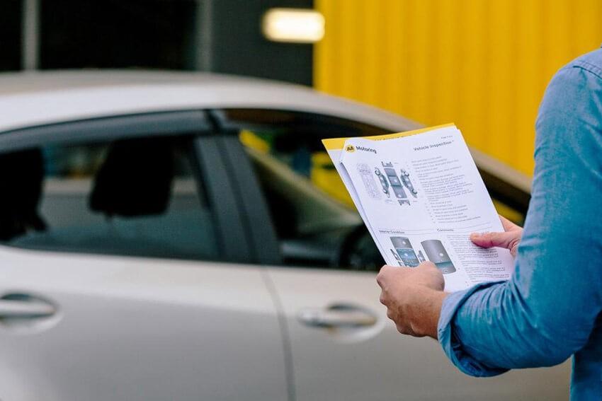 Проверка документов перед покупкой авто