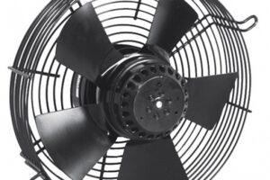 Вентилятор осевой реверсивный