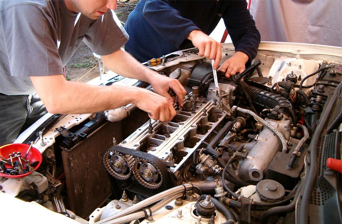 Как сэкономить на ремонте машины