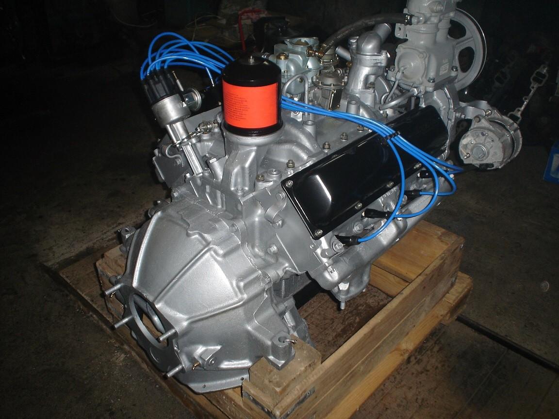 Дизельный двигатель для ЗИЛ-130