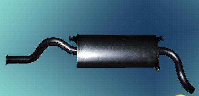 Глушитель Ваз-2114