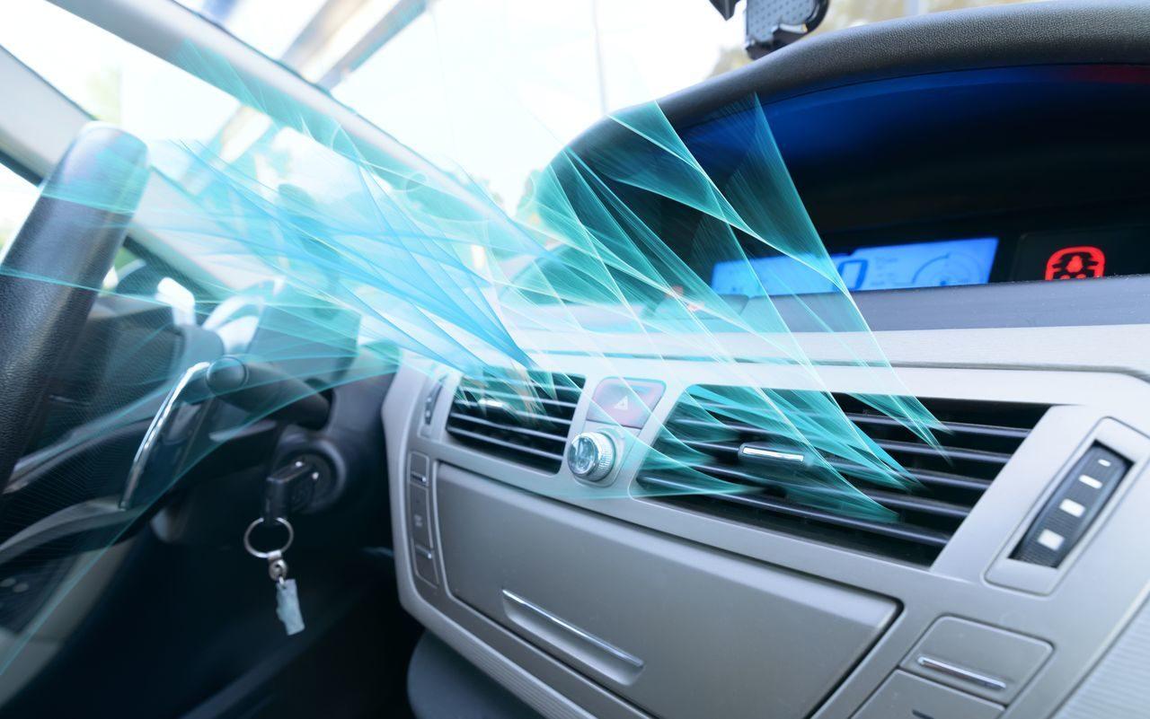 Авто с климат-контролем