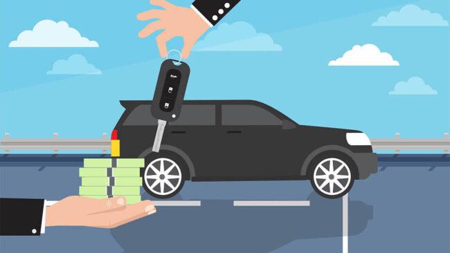 Как продать кредитный автомобиль, если ПТС на руках